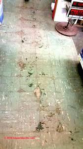 removing vinyl flooring how