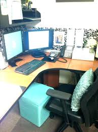 office desk decoration themes. Work Desk Decoration Ideas Office Decorations Cube Decor Decorating Best O Cubicle Themes