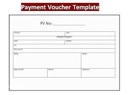 Payment Coupon Template Stunning Example Of A Voucher Payment Voucher Form Voucher Template Indesign