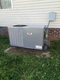heil heat pump. Fine Heil 14 SEER High Efficiency HEIL Heat Pump Installation In Clarksville TN Intended Heil A
