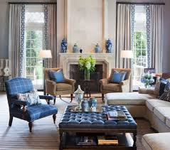 living room captivating blue and white rooms within chair design 14