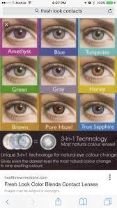 Color Contact In 2019 Colored Contacts Prescription