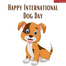 Happy International Dog Day 2021 Quotes ...