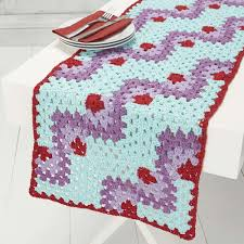 Crochet Table Runner Patterns Easy Custom Inspiration Design