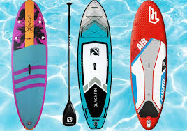 Paddle Board Size Chart Best Stand Up Paddle Boards For Every Ability