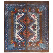 felt rug large vintage felt rug from turkey for felt and rubber rug pad for