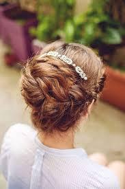 Coiffure Mariage Simple Cheveux Mi Long Leblogfleursdezinecom
