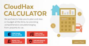 Comprehensive Mortgage Calculator Property Mortgage Calculator Cloudhax
