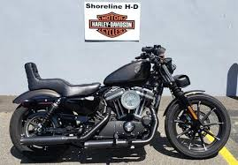 used harley davidson motorcycles in new