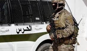 6 شهداء للحرس الوطني التونسي في هجوم إرهابي غرب البلاد