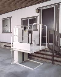 Appealing Porch Car Lift Harmar Wheelchair Elevator Pict Of For Home
