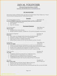 Graduate Resume Sample New Resume Template For School Teacher Valid