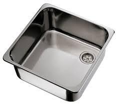 com ambassador marine rectangle stainless steel brushed finish sink sports outdoors