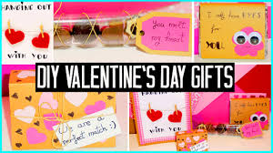 diy valentine s day little gift ideas for boyfriend friend family cute you
