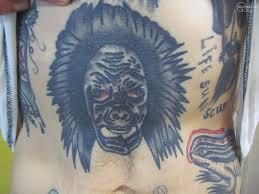 один из самых татуированных мариупольцев рассказал почему он хочет