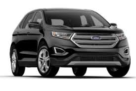 2017 Ford Edge Available Exterior Color Options