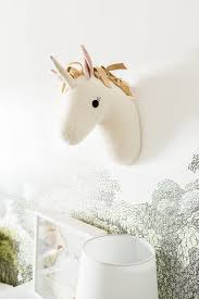 pillowfort kids decor collection emily henderson intended for contemporary residence stuffed animal head wall decor ideas