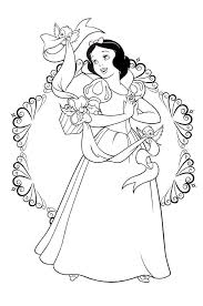 Small Picture snow white coloring pages Cutare Google Coloring Pinterest