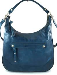 frye leather beige melissa zip top hobo bag db0156