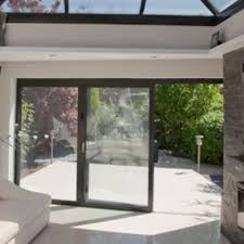 visoglide triple track aluminium patio doors are the perfect alternative to bifold doors as they provide much wider unobstructed glass panels of up to 2 5