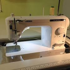 32 best Sewing Machine Reviews images on Pinterest | Sewing ... & The Free Motion Quilting Project: New Machine: Juki TL-2010 Q Adamdwight.com