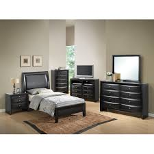 Bedroom Furniture Sets Twin Awesome Twin Bedroom Furniture Sets White Finish Color Panel Bed