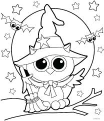 Halloween Coloring Pages For Preschoolers Thishouseiscookingcom