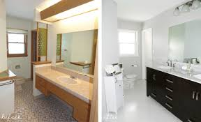 master bathroom remodels before and after. Interesting Remodels With Master Bathroom Remodels Before And After O