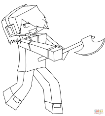 Small Picture Minecraft coloring pages Free Coloring Pages