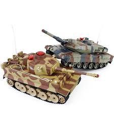 <b>Радиоуправляемый</b> танковый бой <b>Huan</b> Qi Tiger vs Abrams ...