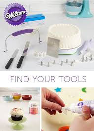 Bring The Wonder Of Wilton To Your Cake Decorating Toolkit Find