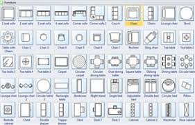 floor plan furniture symbols. Furniture Symbols Floor Plan Furniture Symbols