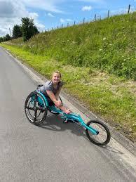 Wheelwrights Fund 2020 – Melanie's Story | WheelPower