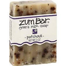 Indigo Wild Patchouli <b>Zum Bar Goat's Milk</b> Soap, 3 oz – Central Market