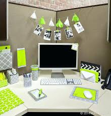 office cubicle decoration. Medium Image For Brighten Up Your Cubicle With Stylish Office Accessories Sandra Pacheco You Decoration