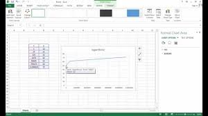 Logarithmic Chart Excel How To Make A Log Chart In Excel