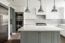 White Kitchen With Island Creditrestore Us