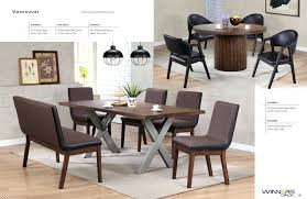 vancouver dining chairs ergonomic dining room furniture winners only dining dining furniture leather dining chairs vancouver