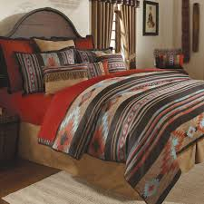 Southwest Bedroom Decor Santa Fe Southwest Comforter Bedding By Veratex Antique Gold