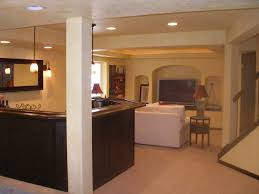 Enchanting Small Finished Basement Ideas With Ideas About Small - Finished small basement ideas