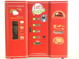 Fresh Pizza Vending Machine Simple Weekly IT Blog Let's Pizza The World's First Pizza Vending Machine