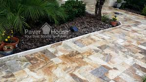 patio installation cost far fetched paver brick decorating ideas 5