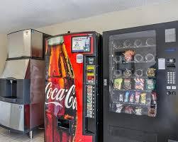 Bojangles Vending Machine Gorgeous Quality Inn Medical Center Area Augusta GA Hotel
