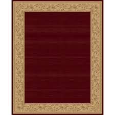 balta us elegant embrace red 9 ft x 12 ft area rug 90990112803803 the home depot