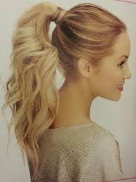 Quick Cute Ponytail Hairstyles Cute Ponytail Ideas For Medium Hair 4 Easy Ponytail Hairstyles