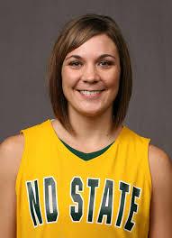 Amanda Girodat - 2007-08 - Women's Basketball - NDSU