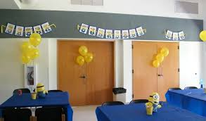 fun crafts for your home. minion banners. fun crafts for your home