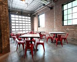 mission taco soulard e architecture and design garage door seating