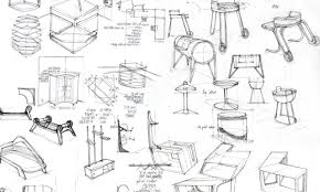 Furniture Sketches Perfect Modern Furniture Sketches By Mauricio Sanin Via Behance F