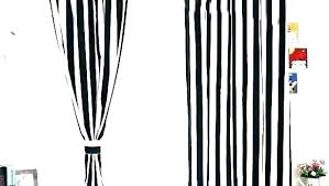 black and white striped shower curtain vertical striped shower curtain black and white horizontal striped curtains